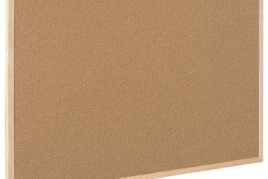 Wood-Frame-Cork-board