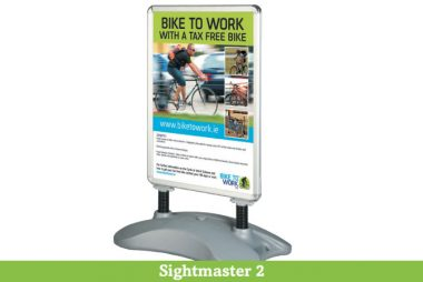 displays forecourt signs